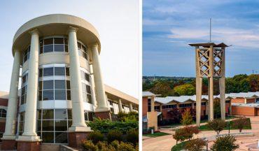 Logan Campus and MBU Rotunda